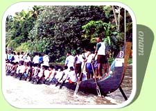 Vallamkali Boat Race